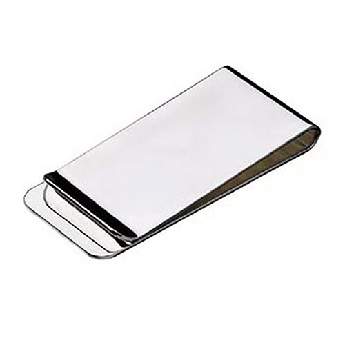 Silver Plated Money Clips
