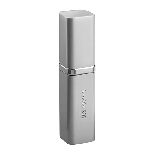 Promotional Aluminum Perfume Atomiser with Silver Finish