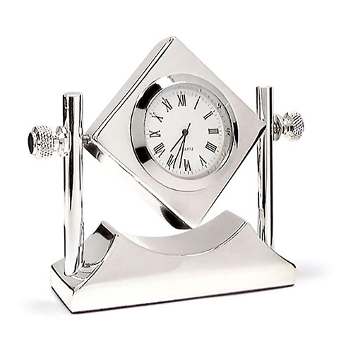 Swivel Desk Clock