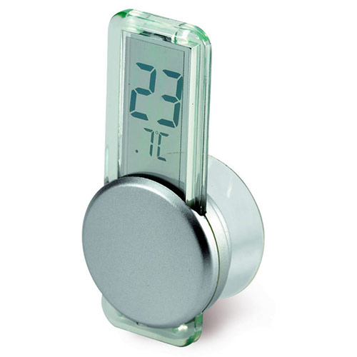 LCD Thermometer with Suction Cup