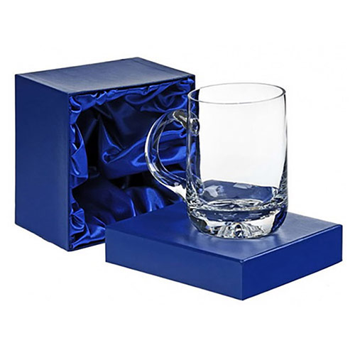 Quality Crystal Tankard in Box