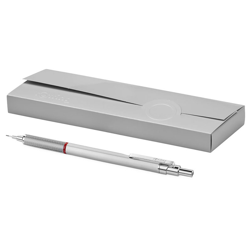 Rotring Rapid-Pro Mechanical Pencil in Silver