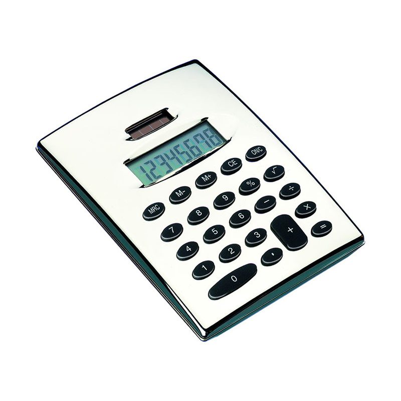 Rounded 'Square' Desk Calculators