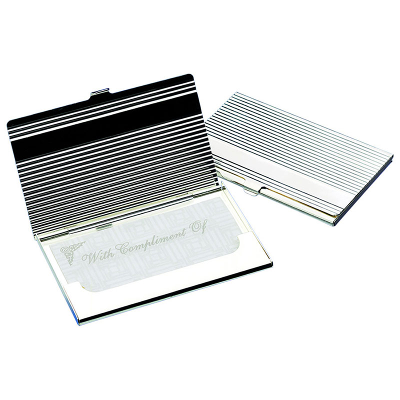 Business Card Holders from Business Gifts Supplier.co.uk ...