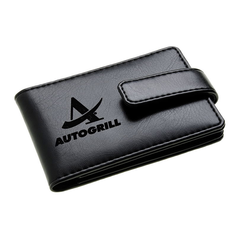 Deluxe Leather Card Wallet