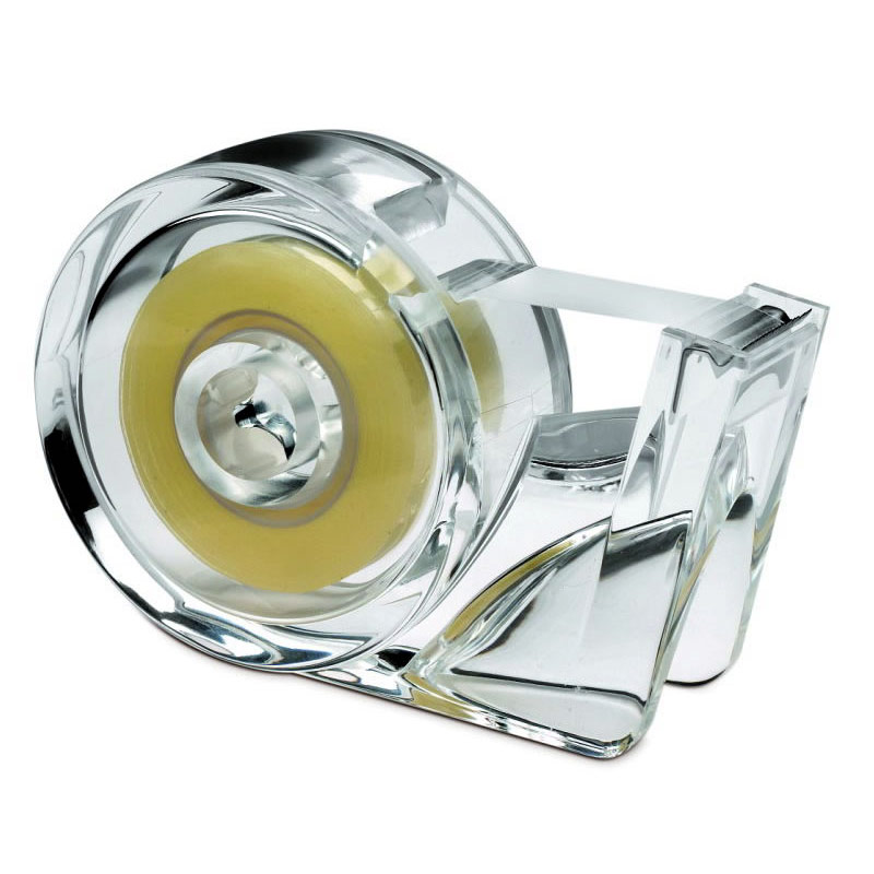 Clear Acrylic Tape Dispenser