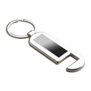 Promotional Keyring with Smartphone Stand