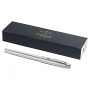 Parker IM Rollerball Pen in Silver Finish