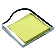 Silver Plated Post-It Holder