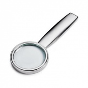 Classic Silver Plated Magnifier