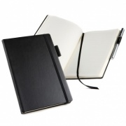 Belluno Leather A5 Casebound Notebook