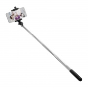 Promotional Steel Telescopic Selfie Stick