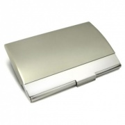 Curved Business Card Cases