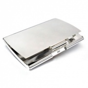 Smooth Curved Business Card Cases