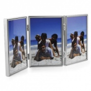 Folding Triple Photo Frames