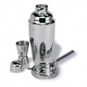 Stainless Steel Cocktail Shaker Set in Gift Box