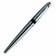 Cerruti Chrome Plated Fountain Pens