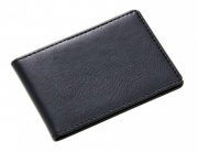 Leather 8 Pocket Card Wallet