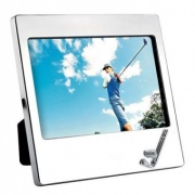 Silver Plated Golf Photo Frame