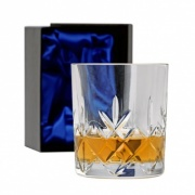 Single Whisky Tumbler in Presentation Box