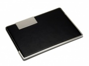 Black Leather Mouse Mat