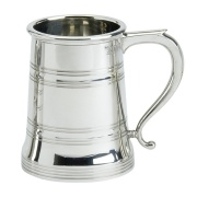 Cast Pewter Tankard in Lined Box