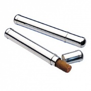 Silver Plated Cigar Holder