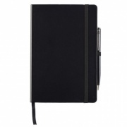 Houghton PU Leather A5 Casebound Notebook