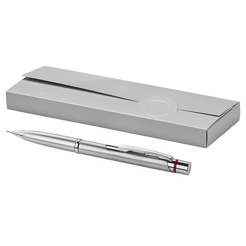 Rotring Madrid Mechanical Pencil in Silver