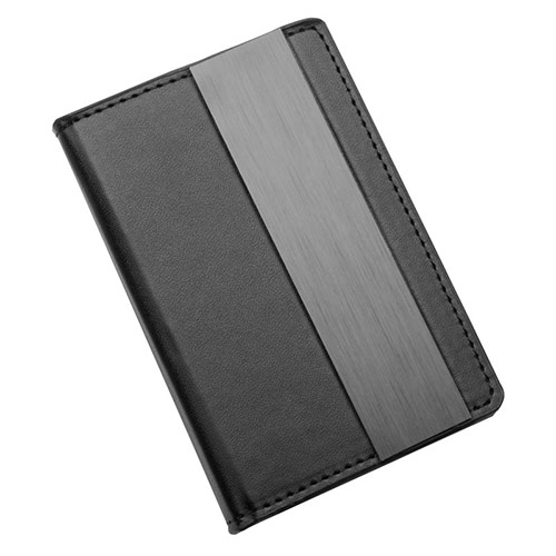 Promotional PU Leather Memo Pad Holder with Pen