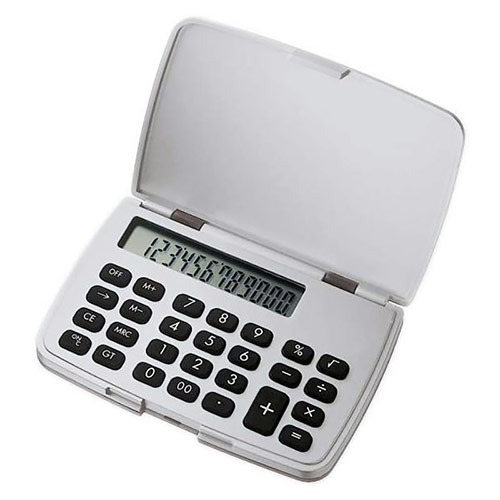 Flip-Top Calculator