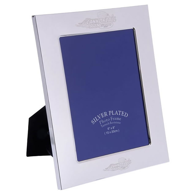 Silver Plated Photo Frames (5x7in) - Business Gifts Supplier