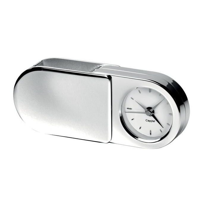 Folding Clock with Case