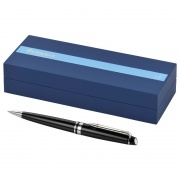 Waterman Expert Black & Silver Ballpoint