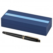Waterman Expert Black & Gold Rollerball