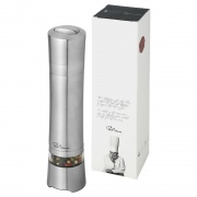 Stainless Steel Electric Pepper Mill