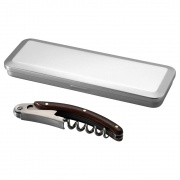 Steel & Wood Waitress Knife in Gift Box