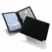 Leather 2 Sleeve Card Wallet