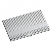 Promotional Fluted Business Cards Case