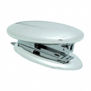 Silver Plated Oval Stapler