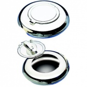 Silver Plated Pocket Ashtray