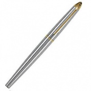 Silver & Gold Plated Fountain Pen